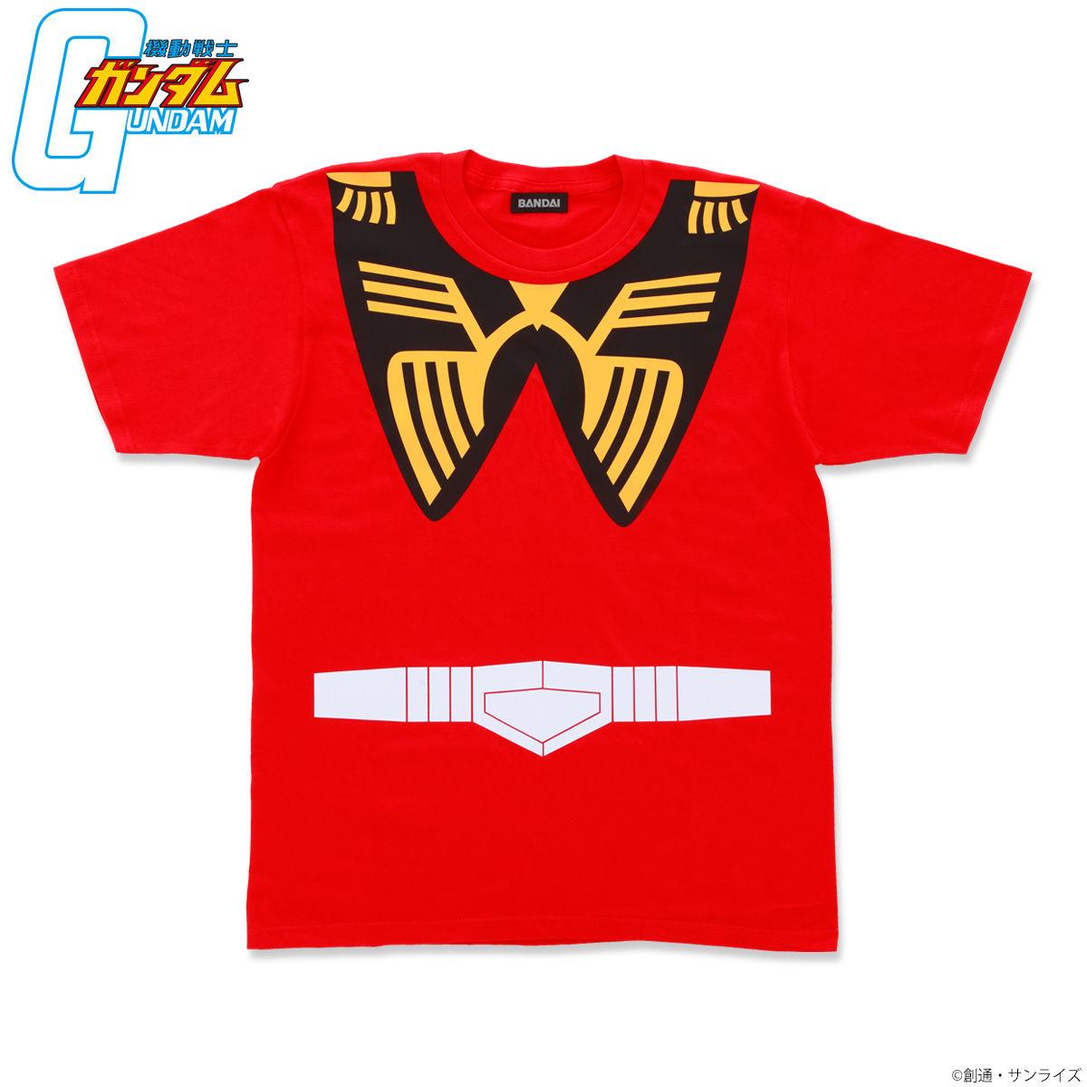 機動戰士鋼彈 大人變裝T恤