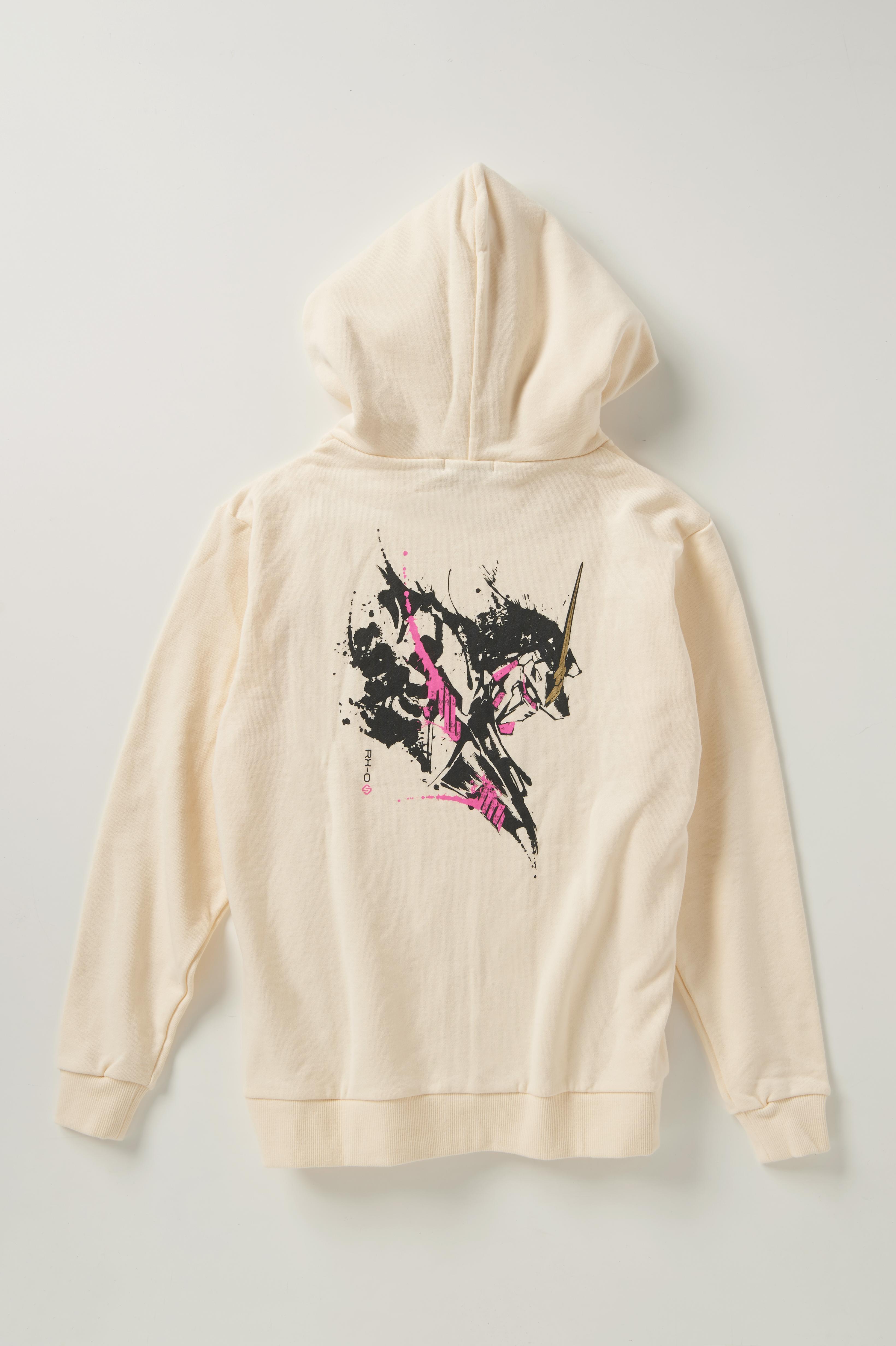 STRICT-G JAPAN 「機動戰士鋼彈」水墨風  連帽夾克