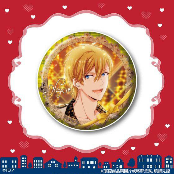 IDOLiSH7 CAPSULE CAN BADGE IDOLiSH7@Bright Illumination Live