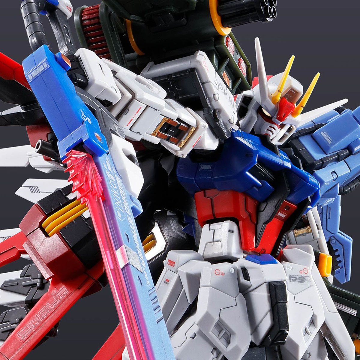 RG 1/144 PERFECT STRIKE GUNDAM [2019年11月發送]