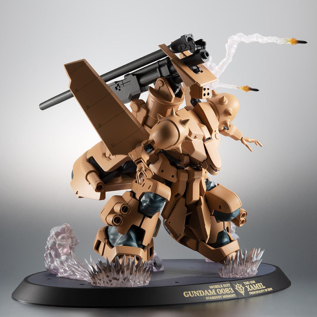 THE ROBOT SPIRITS <SIDE MS> YMS-16M XAMEL ver. A.N.I.M.E.