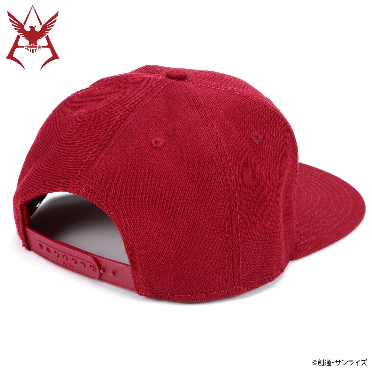 機動戰士鋼彈 棒球帽 夏亞徽章