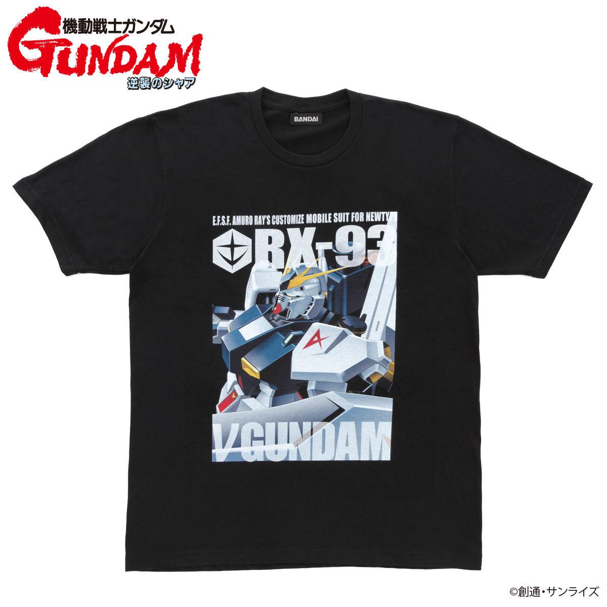 鋼彈逆襲的夏亞全彩T恤