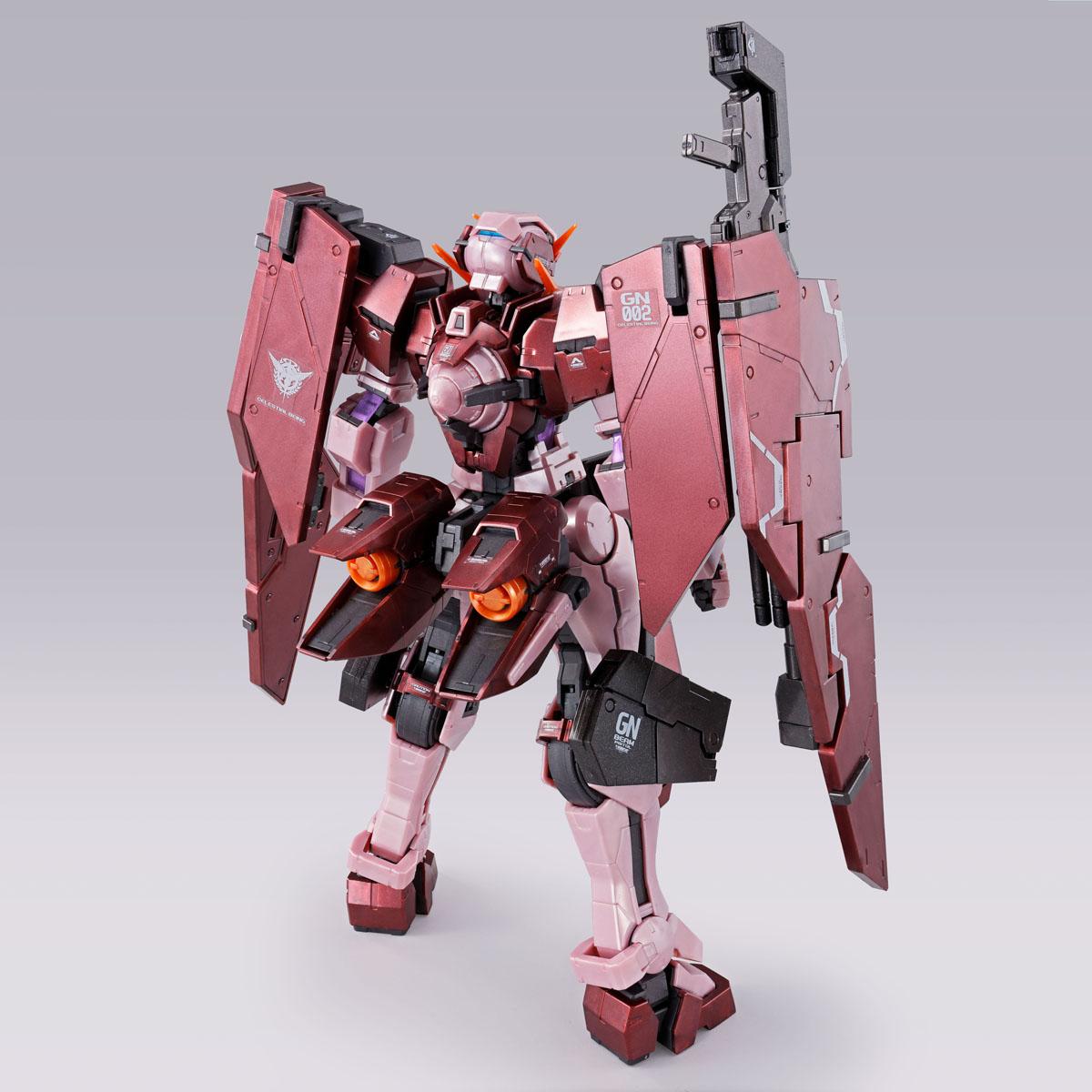 MG 1/100 GUNDAM DYNAMES(TRANS-AM MODE)[METALLIC GROSS INJECTION]