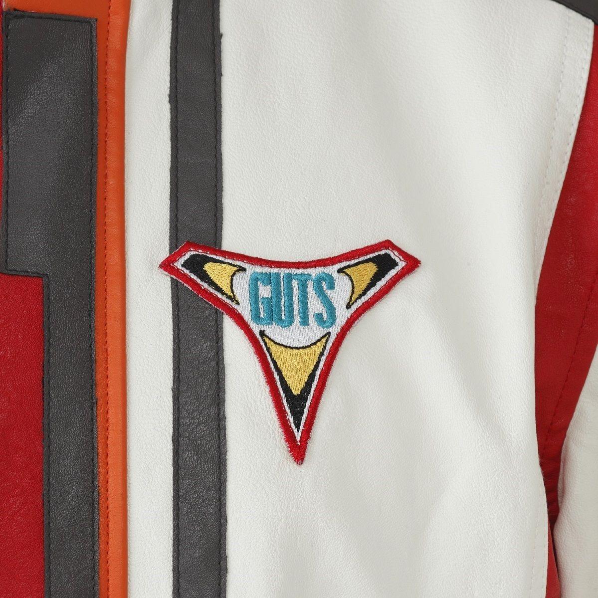 超人力霸王迪卡 GUTS 制服外套