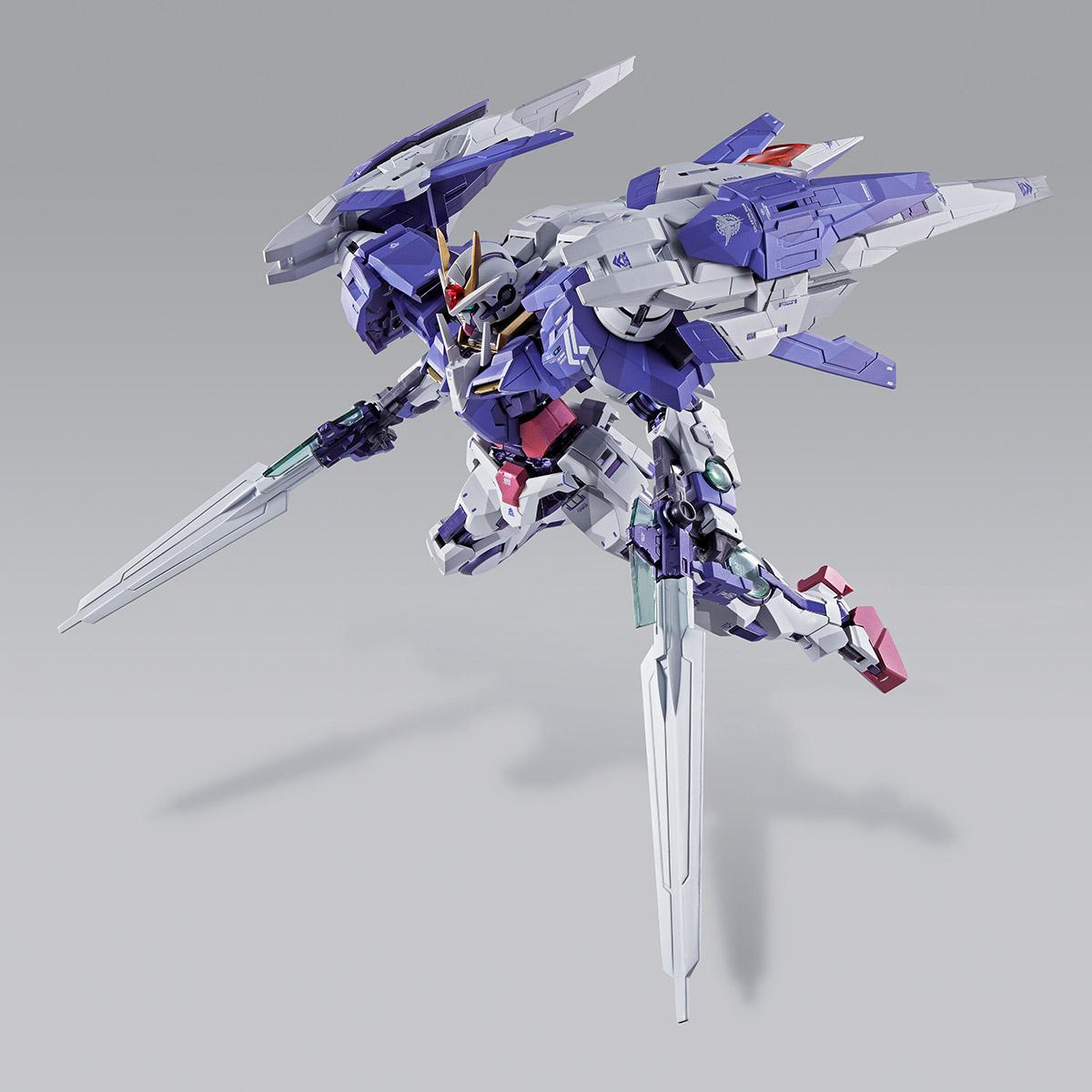 METAL BUILD 00-RAISER DESIGNER'S BLUE Ver.