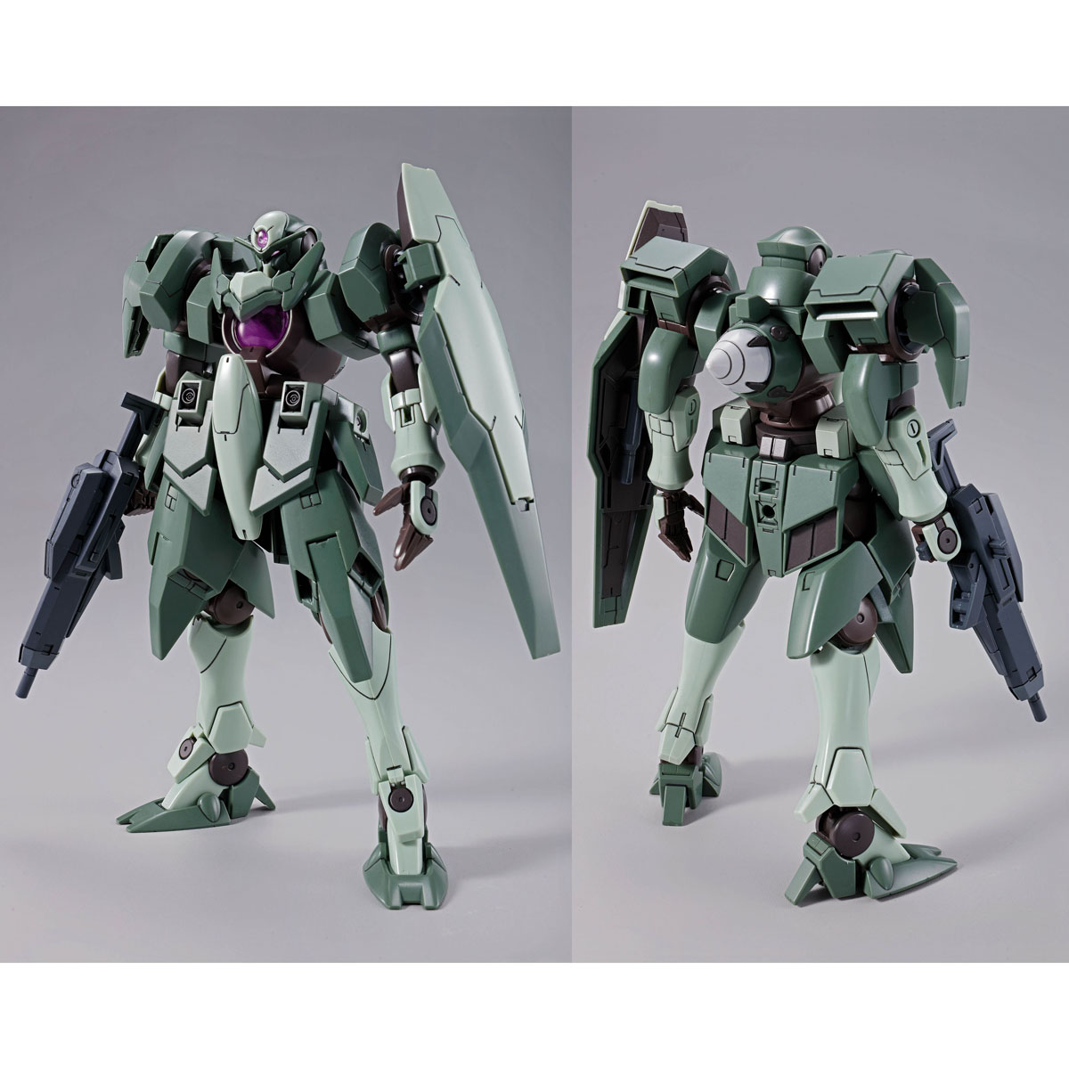 HG 1/144 GN-X Ⅳ (Mass Production Type) [2020年6月發送]