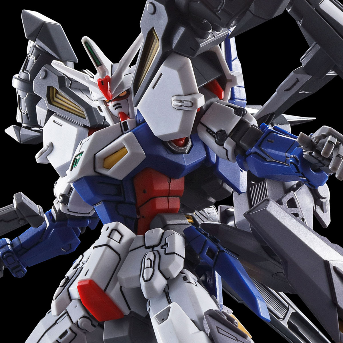 HG 1/144 ASSAULT BOOSTER & HIGH MOBILITY UNIT for GUNDAM GEMINASS 01  [2020年10月發送]