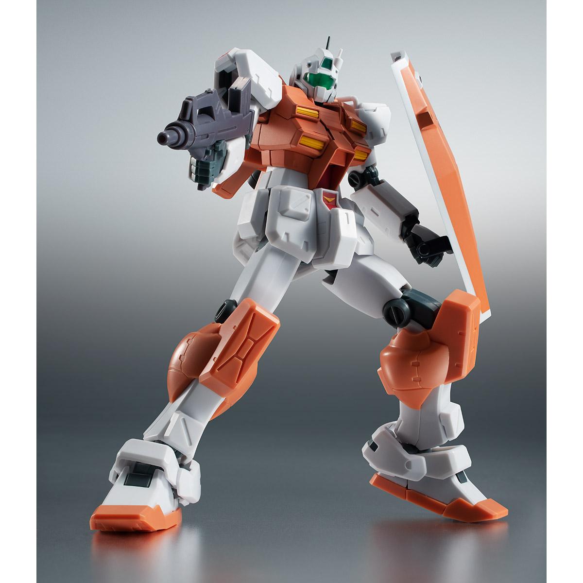 THE ROBOT SPIRITS <SIDE MS> RGM-79 POWERED GM ver. A.N.I.M.E.