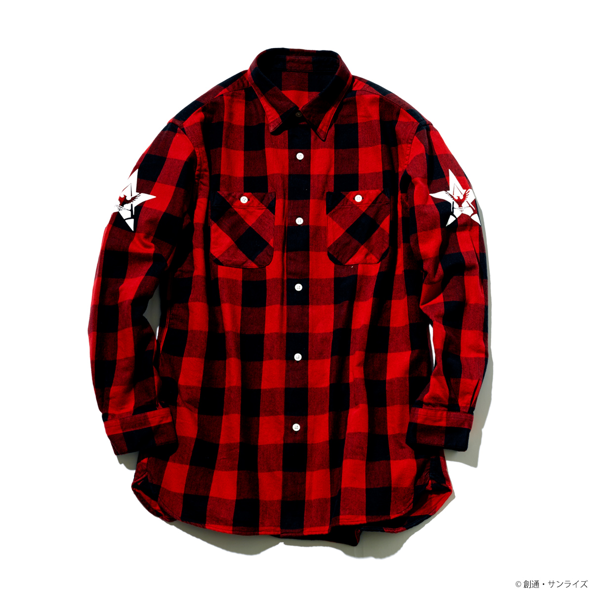 STRICT-G NEW YARK 格紋襯衫