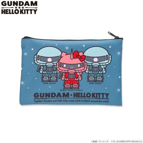 Gundam×Hello kitty  Porch