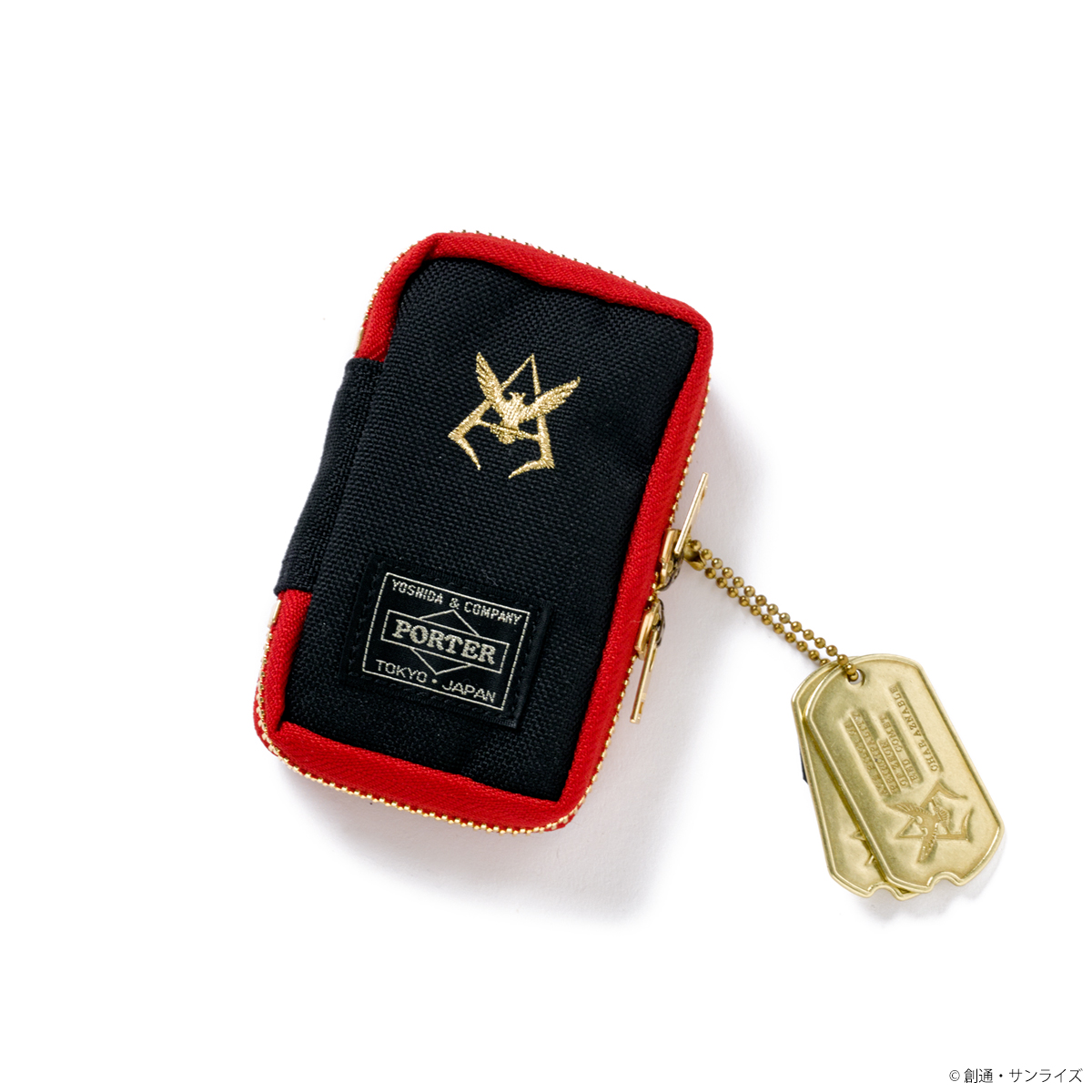 PORTER 鑰匙包 夏亞規格