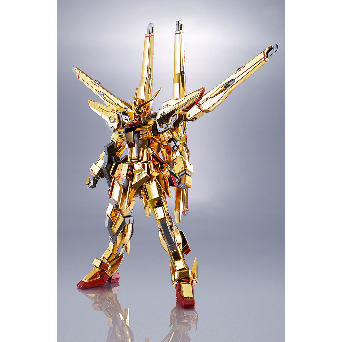 METAL ROBOT SPIRITS <SIDE MS> AKATSUKI GUNDAM(SHIRANUI UNIT)
