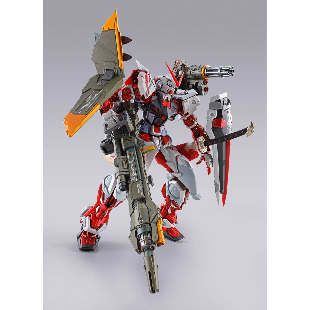 METAL BUILD LAUNCHER STRIKER