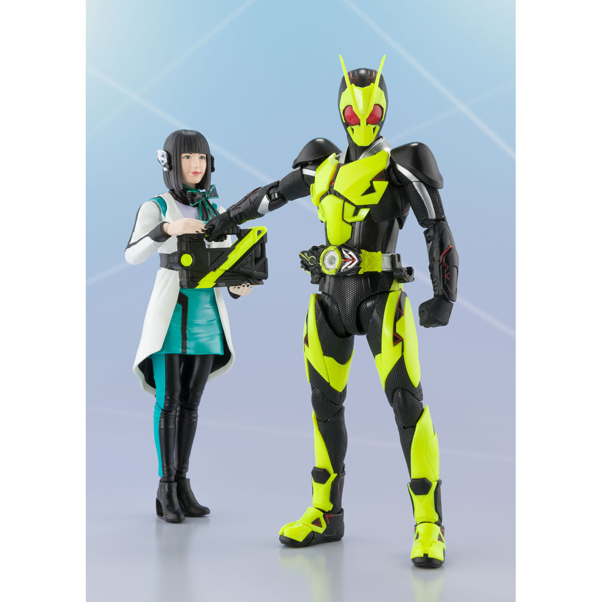 S.H.Figuarts IS