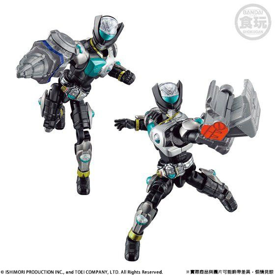 SO-DO CHRONICLE SODO KAMEN RIDER OOO BIRTH UNIT W/O GUM