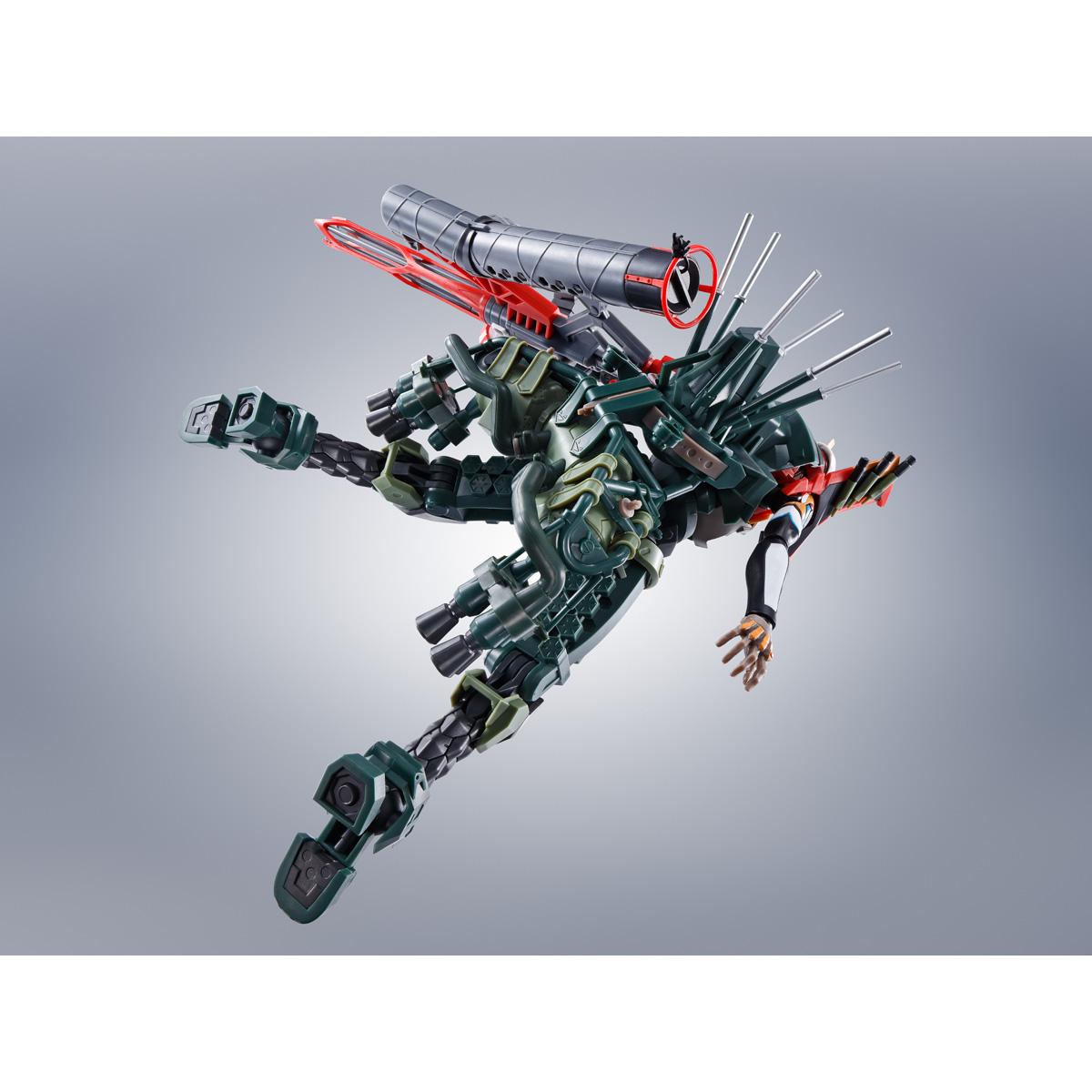 ROBOT SPIRITS <SIDE EVA> New EVA-02α