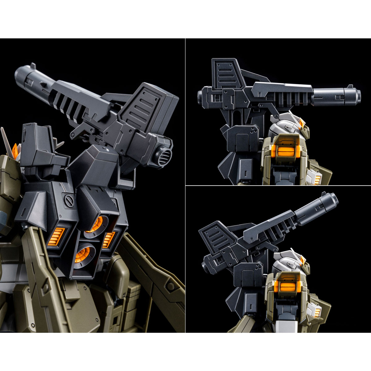 MG 1/100 GUNDAM STORMBRINGER F.A. / GM TURBULENCE [2021年1月發送]