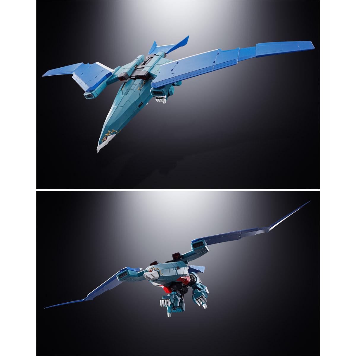 SOUL OF CHOGOKIN GX-94 Super Machine Beast God Dancouga BLACK WING