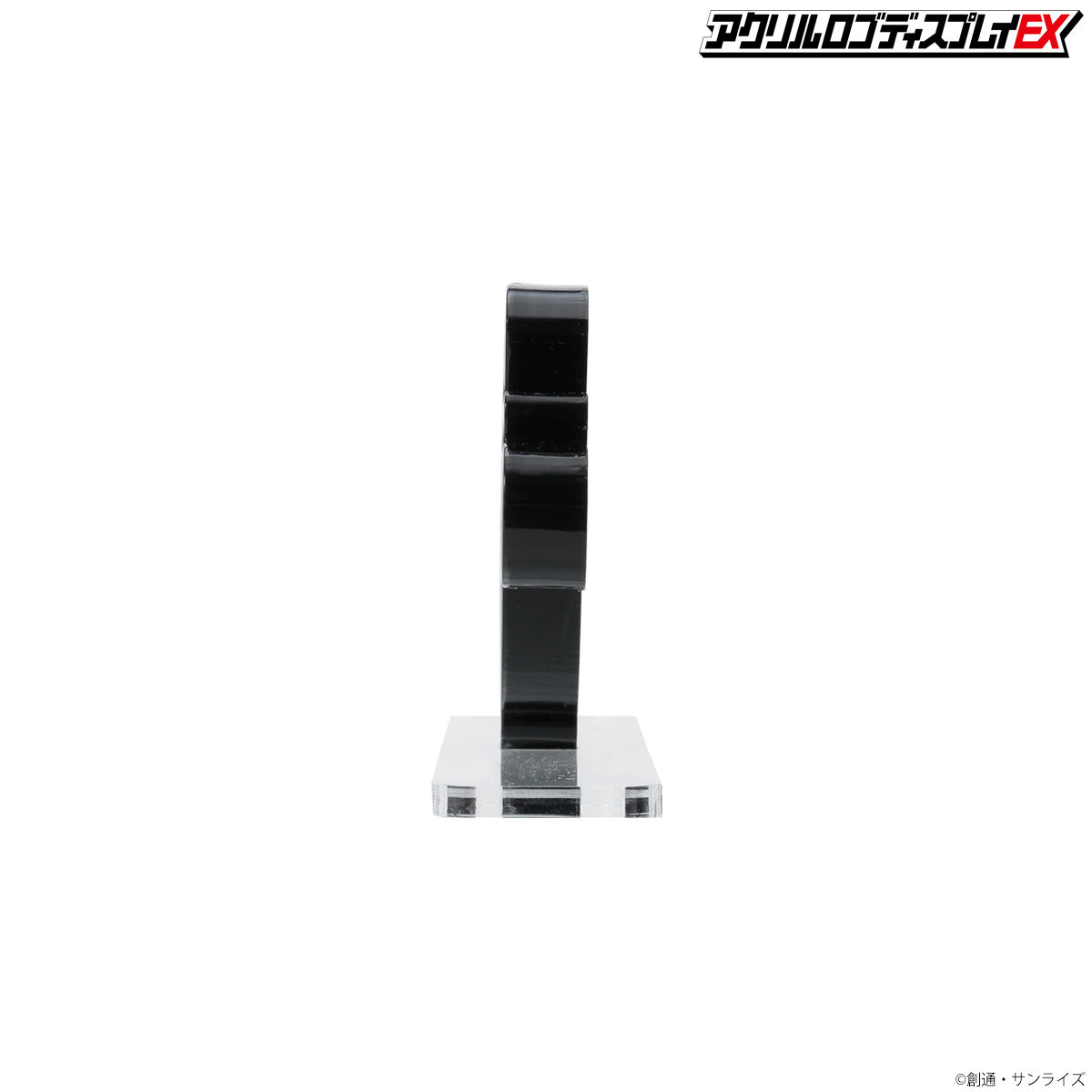 Acrylic Logo Display EX Mobile Suit Gundam SEED [Feb 2022 Delivery]
