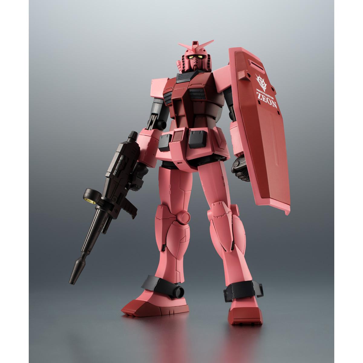 THE ROBOT SPIRITS <SIDE MS> RX-78/C.A CASVAL'S GUNDAM ver. A.N.I.M.E.