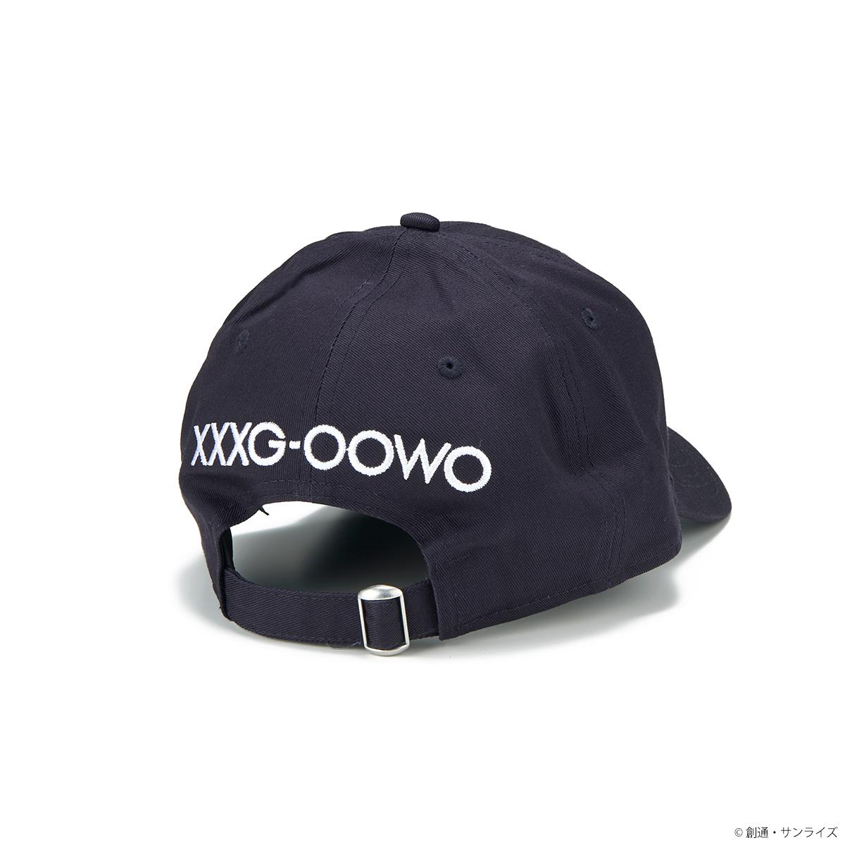 STRICT-G New Era 「新機動戰記鋼彈W」 9FORTY棒球帽 飛翼鋼彈