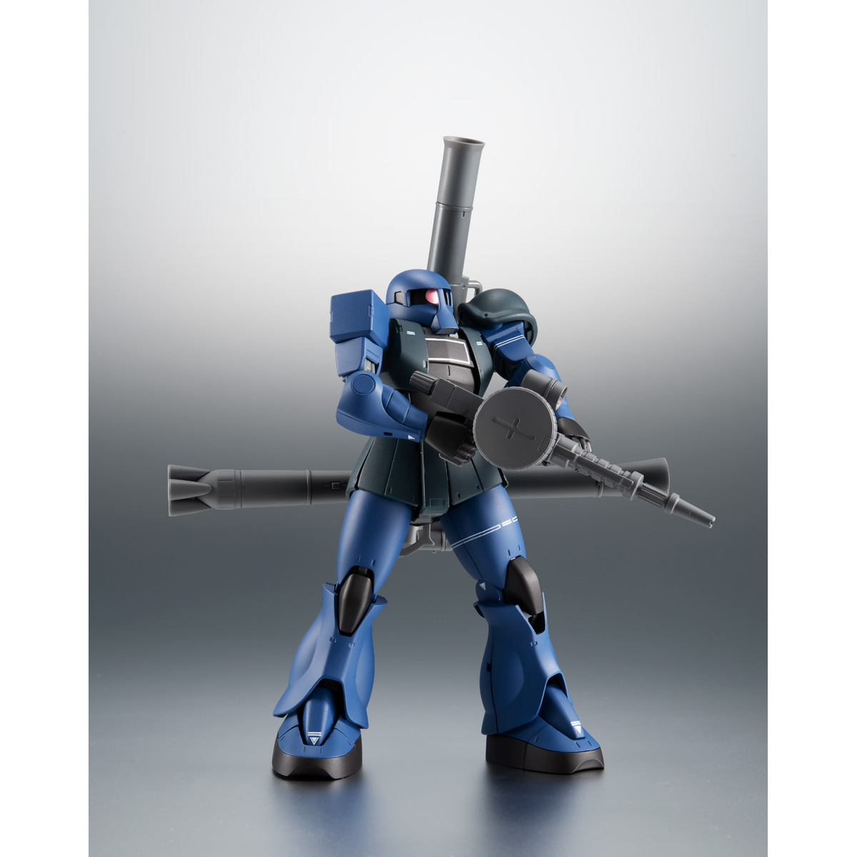 THE ROBOT SPIRITS <SIDE MS> MS-05B ZAKU I ver. A.N.I.M.E ~Black Tri-Stars ~