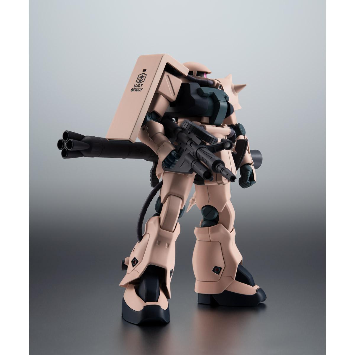 THE ROBOT SPIRITS <SIDE MS> MS-06F-2 ZAKUII F2 E.F.S.F. ver.A.N.I.M.E.