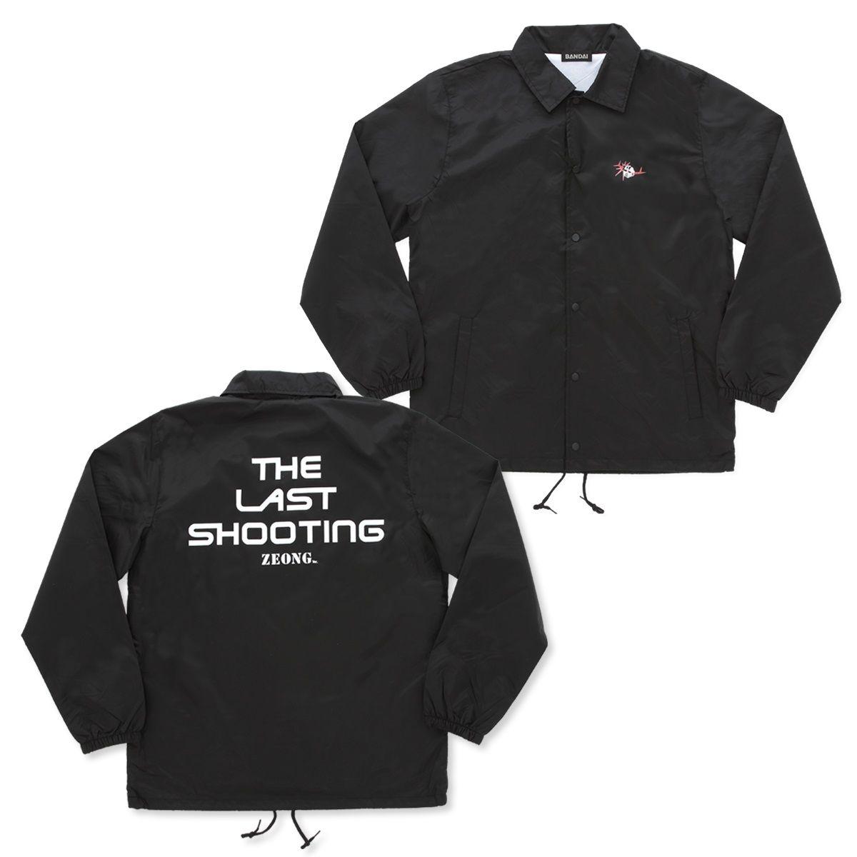 機動戰士鋼彈 THE LAST SHOOTING 吉翁克 外套