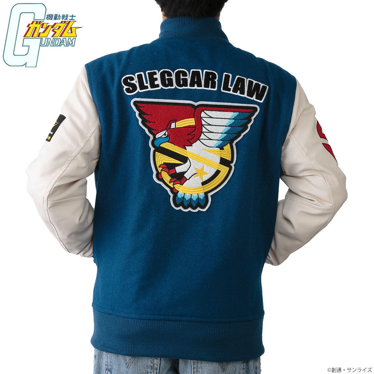 機動戰士鋼彈 史雷格・洛 標誌 外套