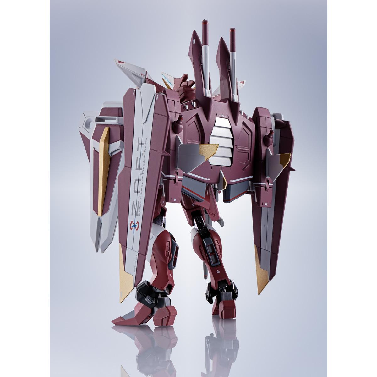 METAL ROBOT SPIRITS <SIDE MS> JUSTICE GUNDAM