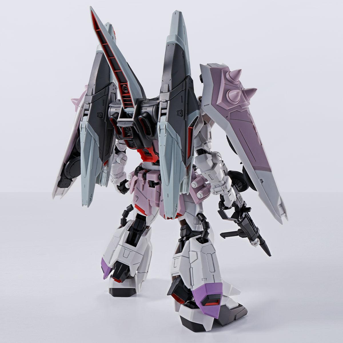MG 1/100 BLAZE ZAKU PHANTOM(REY ZA BURREL CUSTOM)  [2021年7月發送]