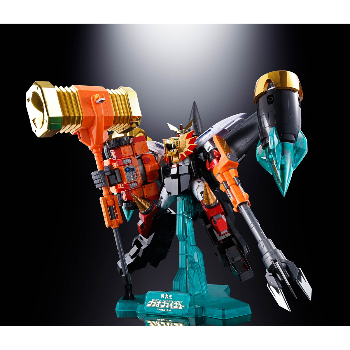 SOUL OF CHOGOKIN GX-69R GOLDYMARG【The Ultimate King of Braves ver.】