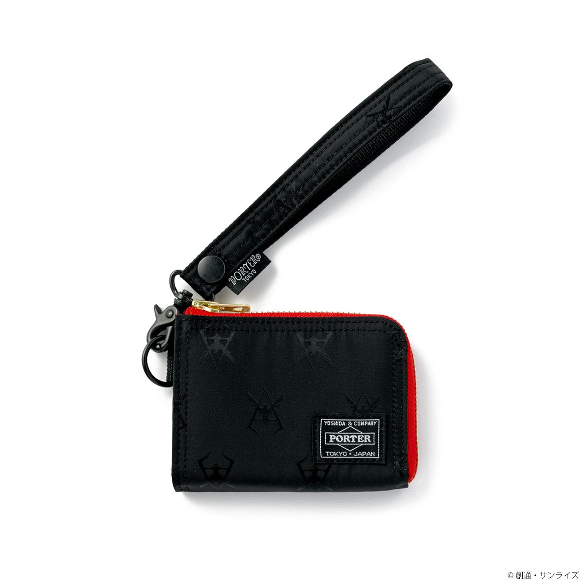 [Wallet] PORTER TOKYO JAPAN Wallet RED COMET