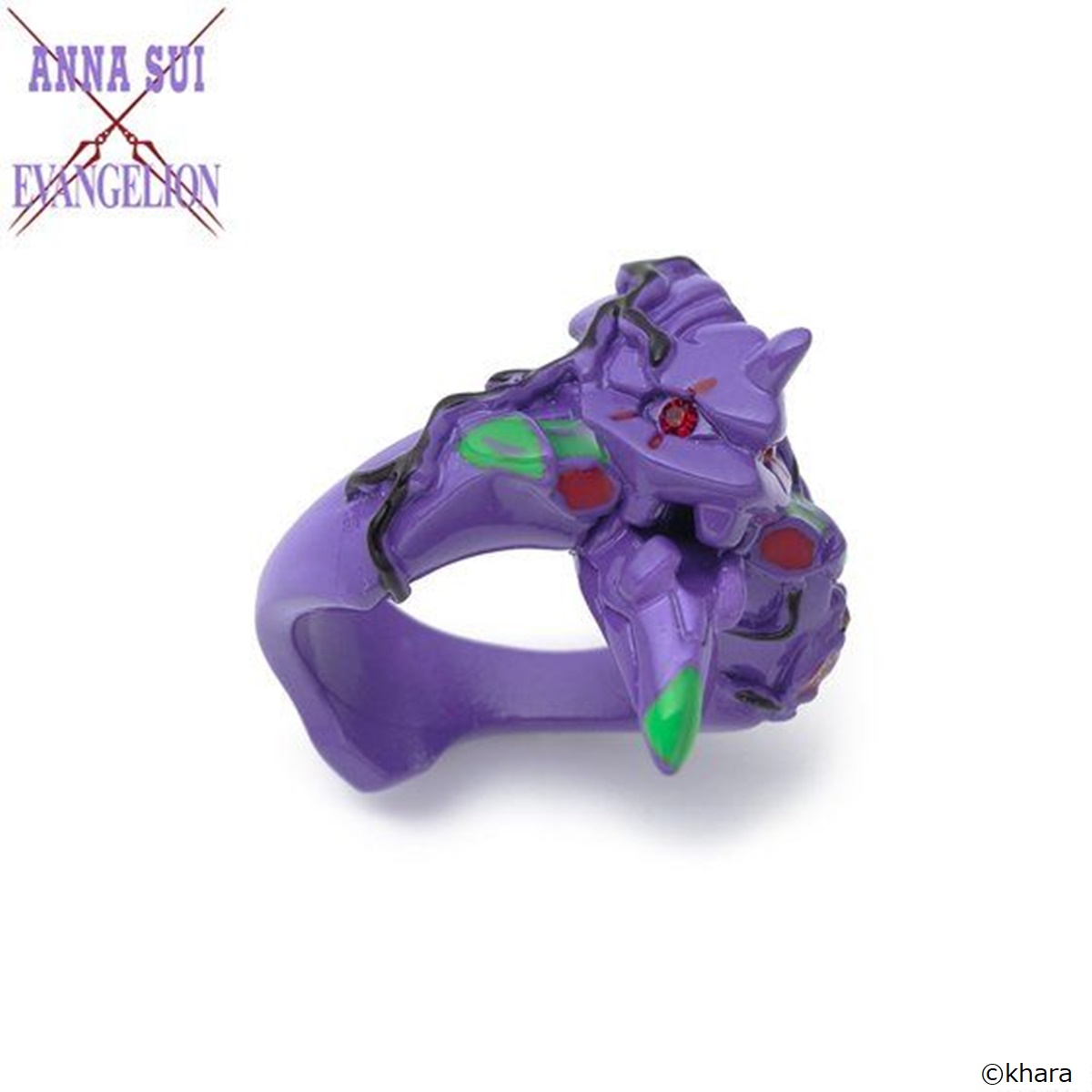 Evangelion: EVA-01 Ring—Evangelion/Anna Sui Collaboration