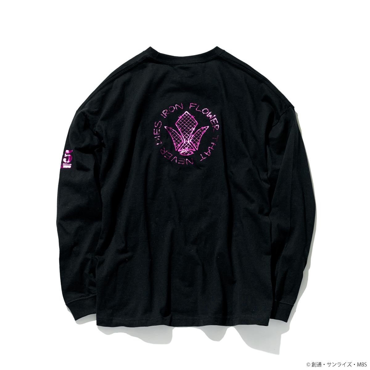 STRICT-G『機動戰士鋼彈 鐵血孤兒』流星號 長袖T恤