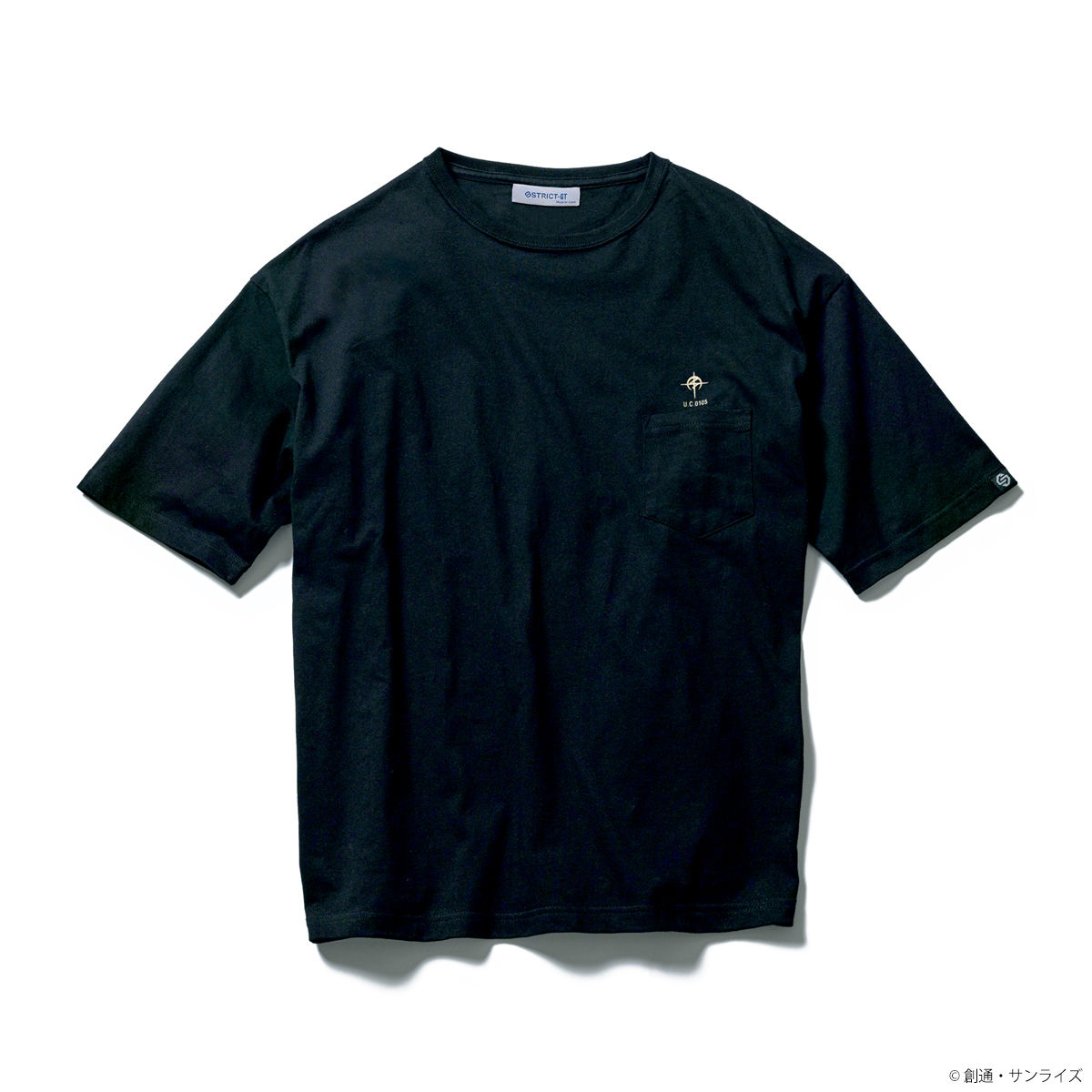 Hathaway T-shirt—Mobile Suit Gundam Hathaway/STRICT-G Collaboration
