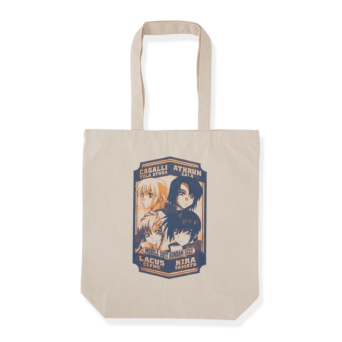 Characters Tote Bag—Mobile Suit Gundam SEED