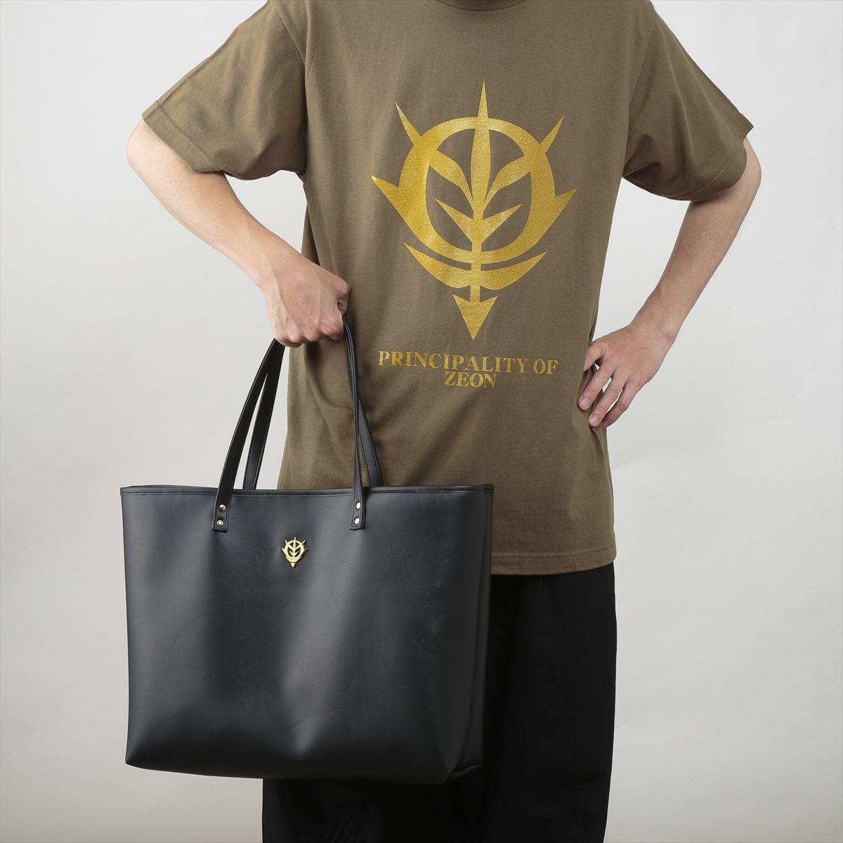 Mobile Suit Gundam Zeon Golden Emblem Handbag