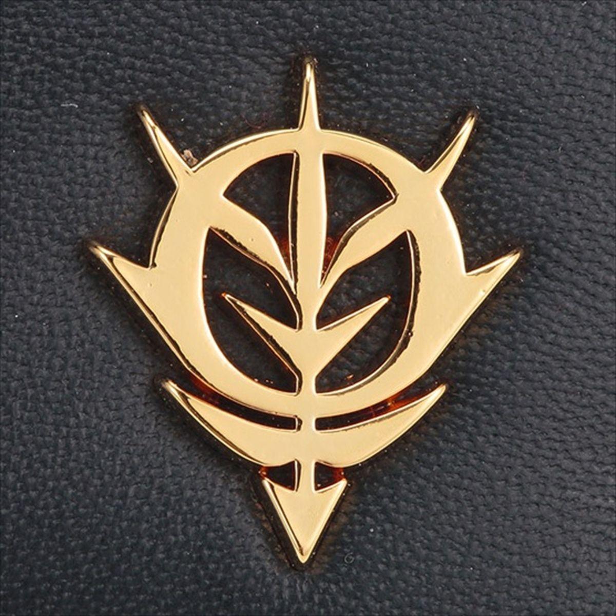 Mobile Suit Gundam Zeon Golden Emblem Key Case