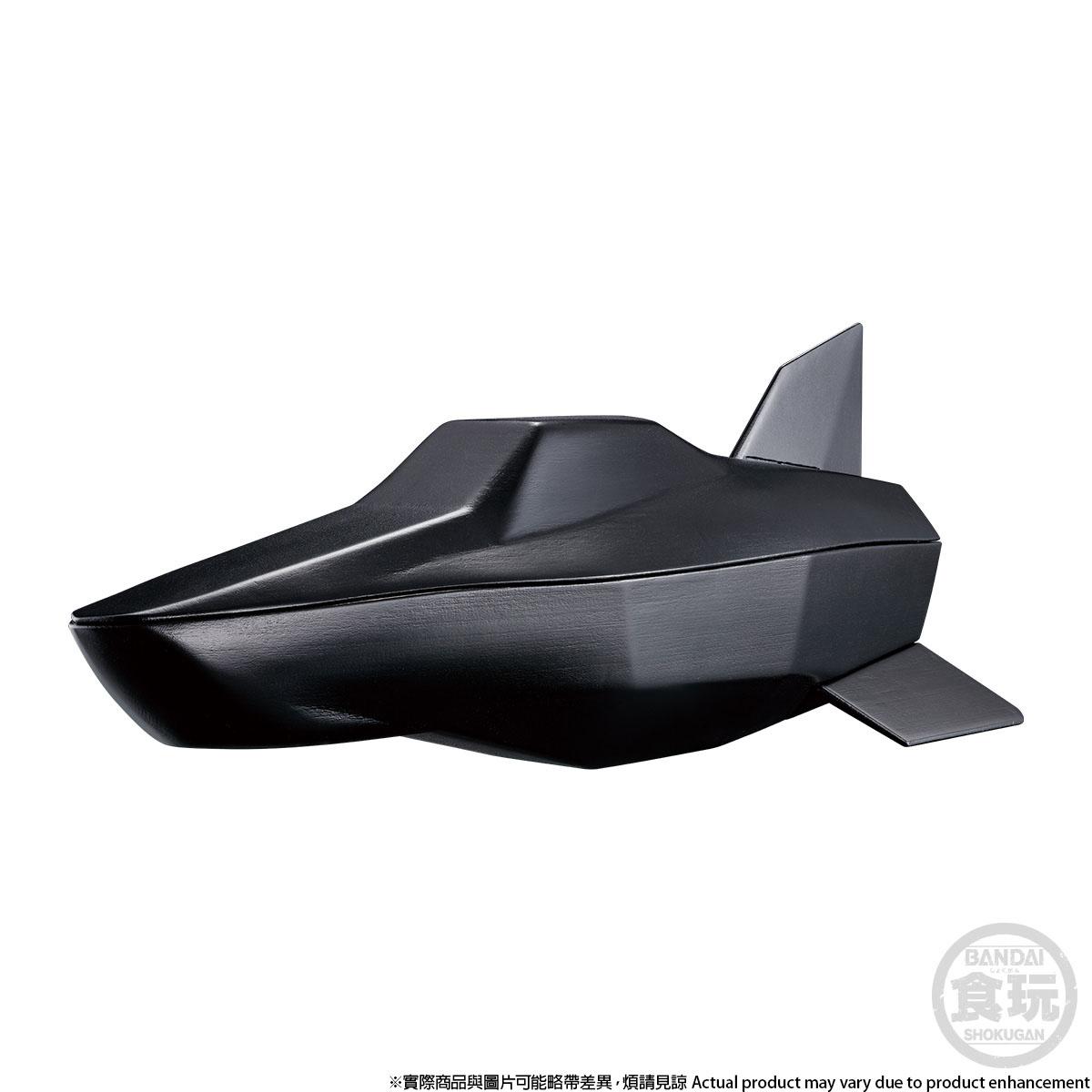 SO-DO CHRONICLE MASKED RIDER RYUKI DARK RAIDER W/O GUM
