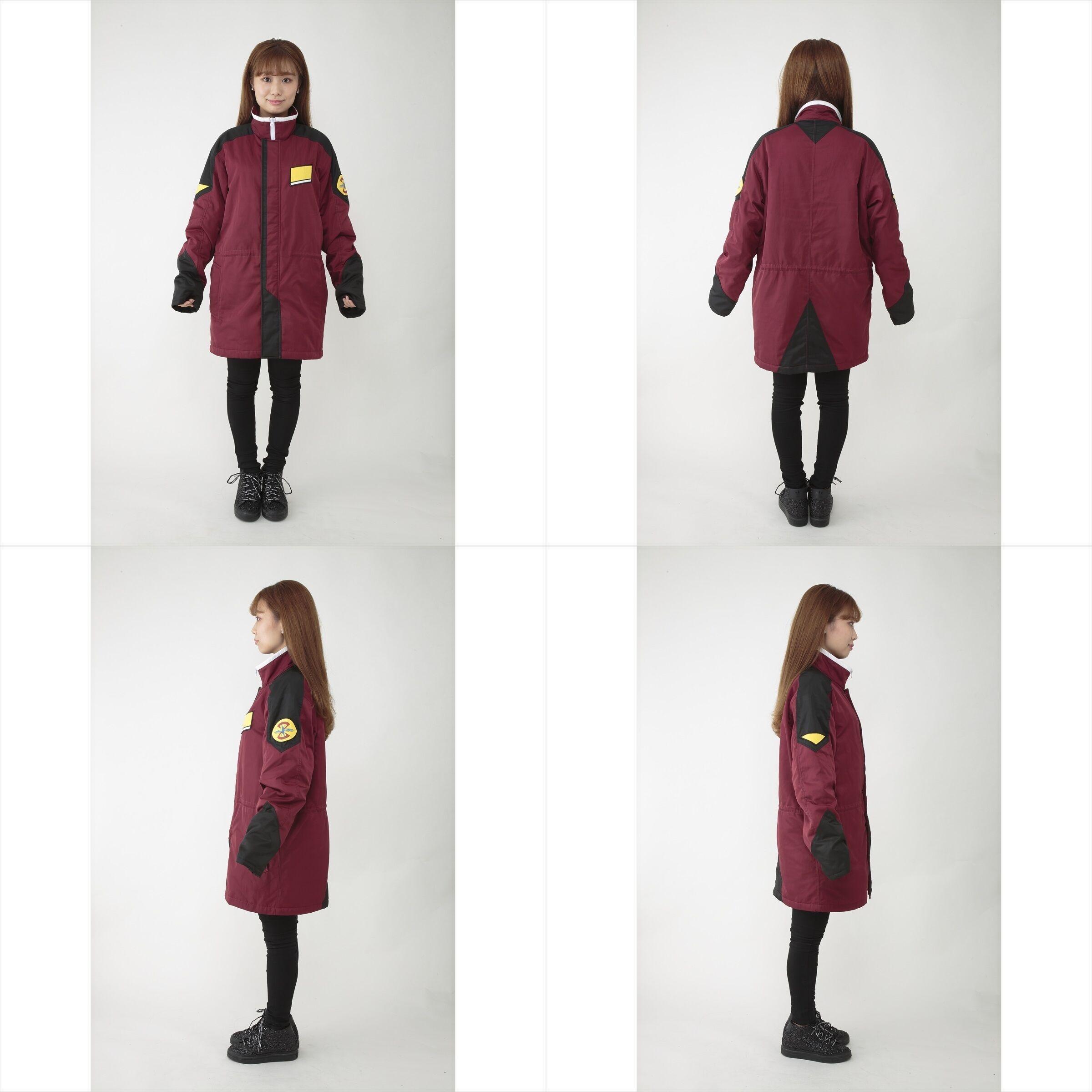 Mobile Suit Gundam SEED ZAFT Uniform Jacket