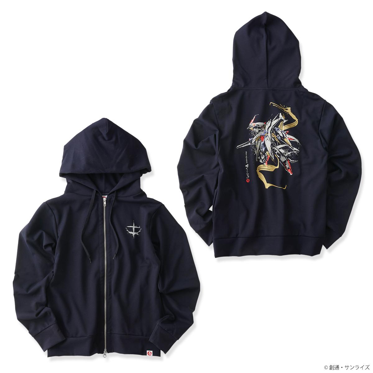 Penelope Hoodie—Mobile Suit Gundam Hathaway/STRICT-G JAPAN Collaboration
