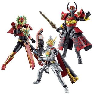 SO-DO CHRONICLE KAMEN RIDER GAIM 3 W/O GUM