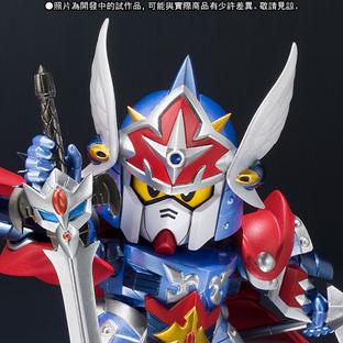 SDX Crown Knight Gundam