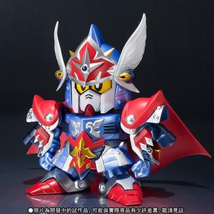 【台灣開幕宣傳會】SDX Crown Knight Gundam