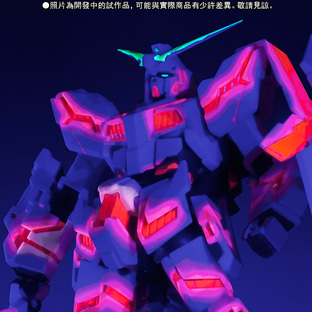 【特別販賣活動】Robot Spirits 〈SIDE MS〉 UNICORN GUNDAM (Psycho Frame Light Emitting Spec) GLOWING STAGE Set