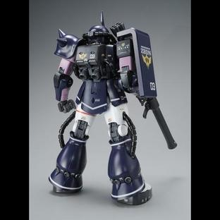 【鋼彈模型感謝祭2.0】MG 1/100 MS-06S ZAKUII(BLACK TRI-STARS CUSTOM)VER.2.0