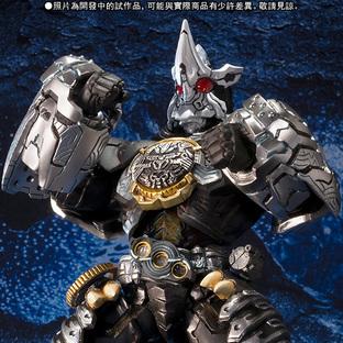 S.I.C. Kamen Rider 000 SAGOHZO Combo