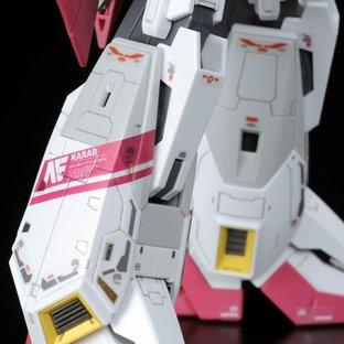 【鋼彈模型感謝祭2.0】RG 1/144 MSZ-006-3 ZETA GUNDAM